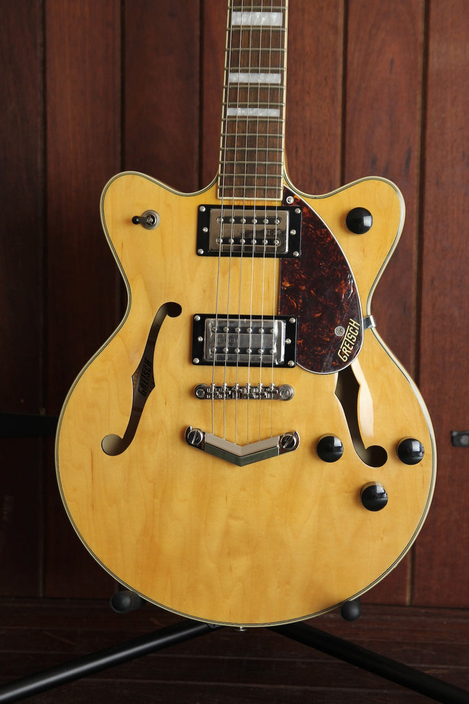 Gretsch G2655 Streamliner Center Block Jr Village Amber