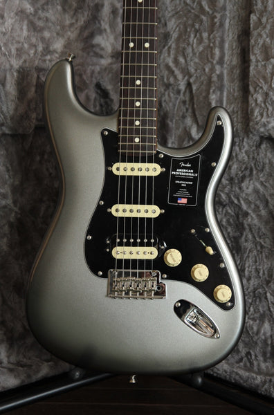 Fender American Professional II HSS Stratocaster Mercury Rosewood