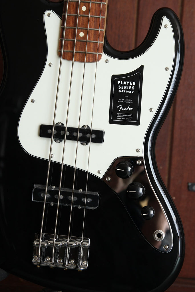 Fender Player Series Jazz Bass PF Black
