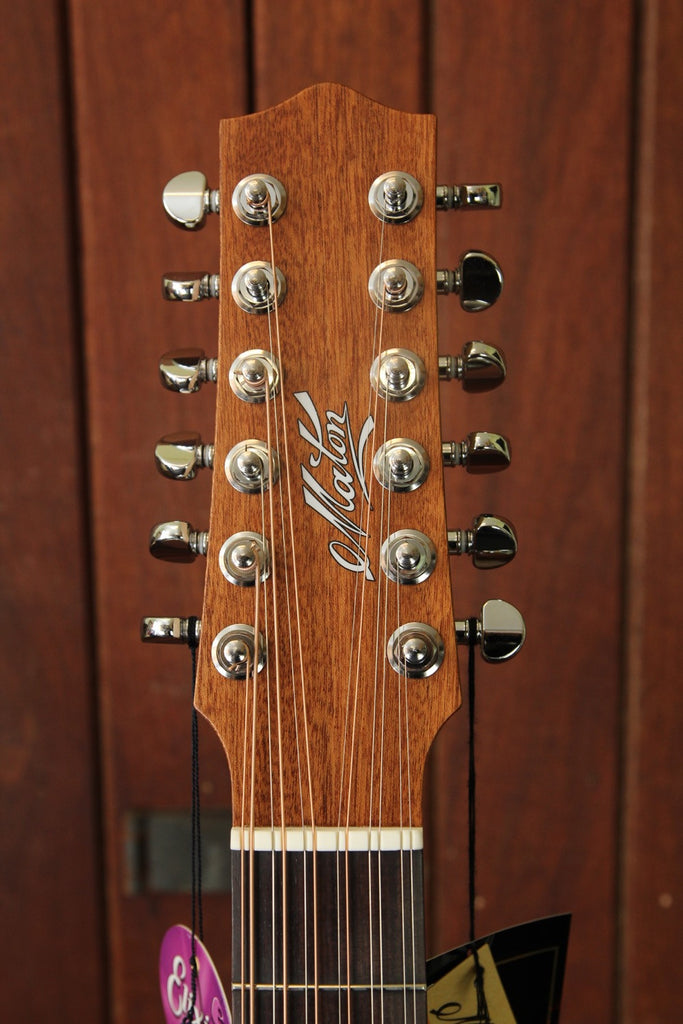 Maton SRS70/12 Dreadnought 12-string Acoustic Guitar