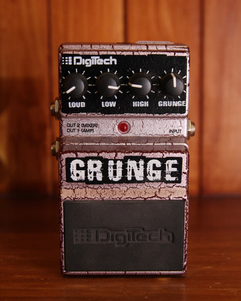 Digitech Grunge Distortion Pedal Pre-Owned
