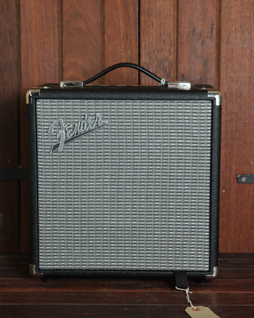 Fender Rumble 15 Bass Amplifier Combo - NEW MODEL - The Rock Inn - 1