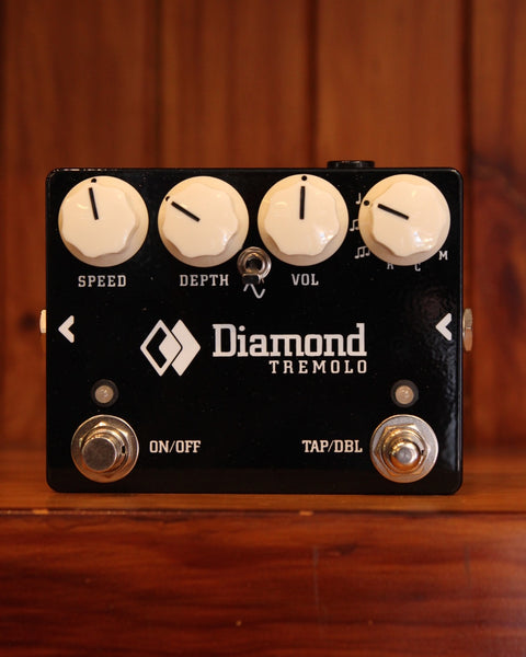 Diamond TRM-1 Tap Tempo Tremolo 'Rock Inn' 30th Anniversary Limited Edition