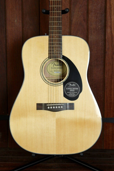 Fender CD-60S Solid Top Acoustic Guitar Starter Package