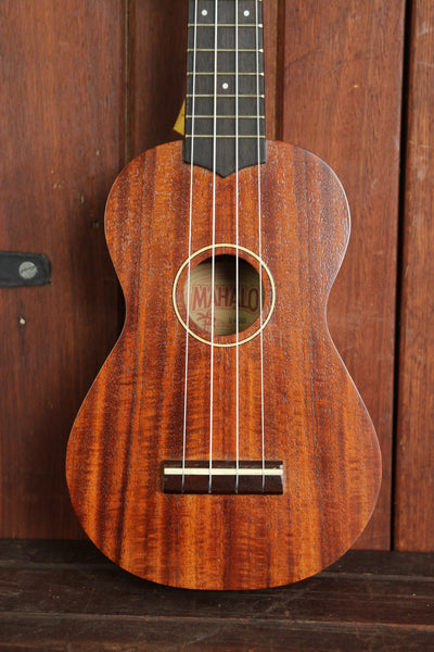 Mahalo Acacia Series Soprano Ukulele - The Rock Inn - 1