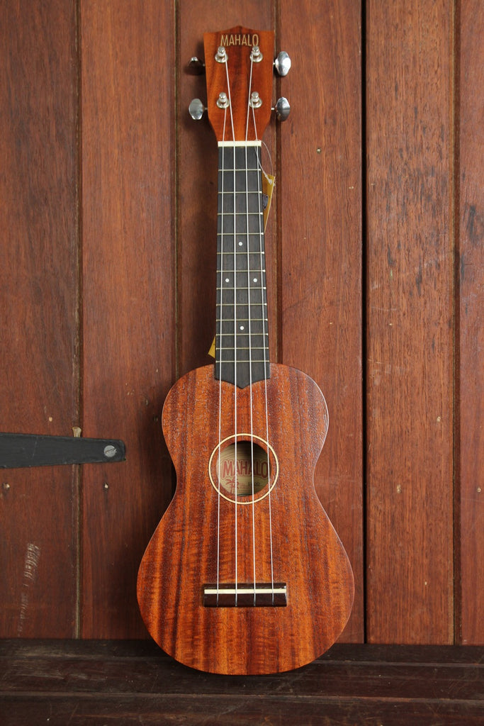 Mahalo U400 Acacia Series Soprano Ukulele - The Rock Inn