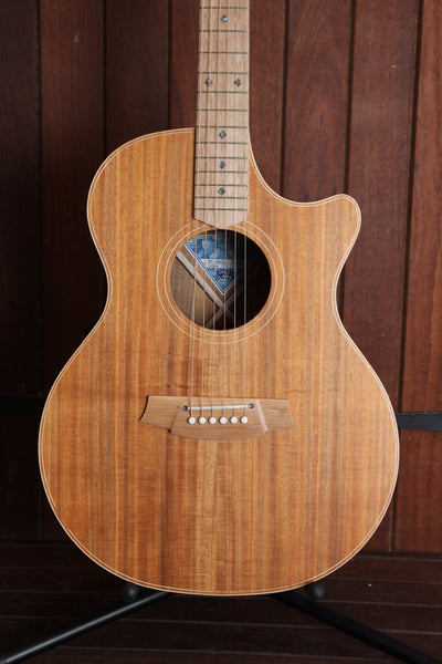 Cole Clark Angel AN2EC Blackwood/Blackwood Acoustic-Electric