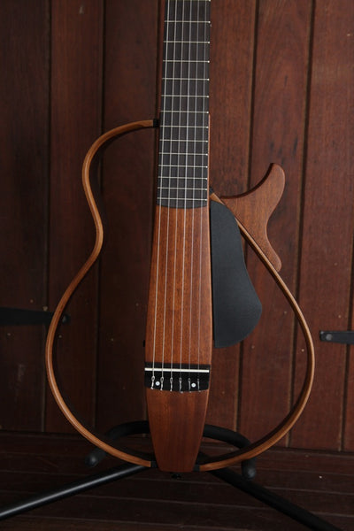 Yamaha SLG200NNT Silent Nylon Guitar Natural Finish