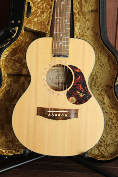 Maton EMS-6 Blackwood Mini Maton Acoustic-Electric Guitar