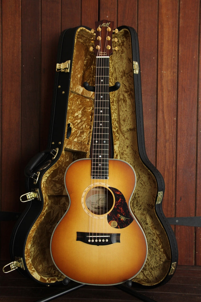 Maton EMD-6 Diesel Mini Maton Acoustic-Electric Guitar