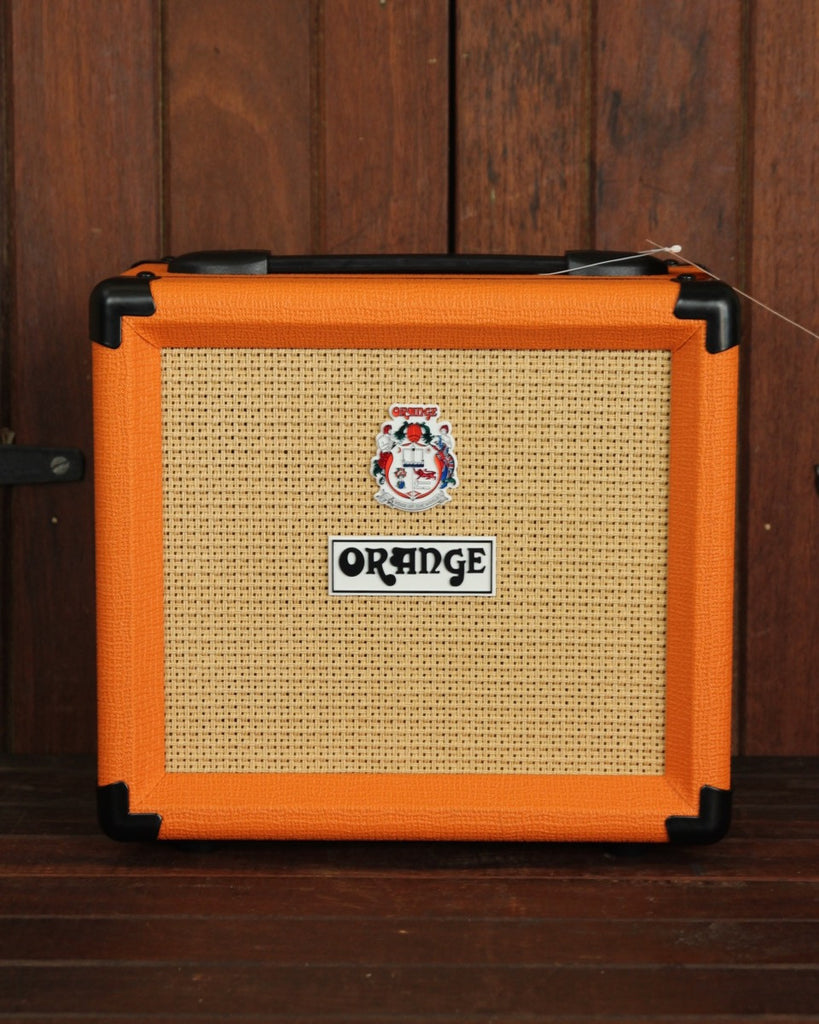Orange Amplifiers Crush 12 12W 1x6 Guitar Combo Amp - The Rock Inn
