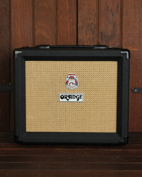 Orange Amplifiers Crush 20 20W 1x8 Guitar Combo Amp - The Rock Inn - 1
