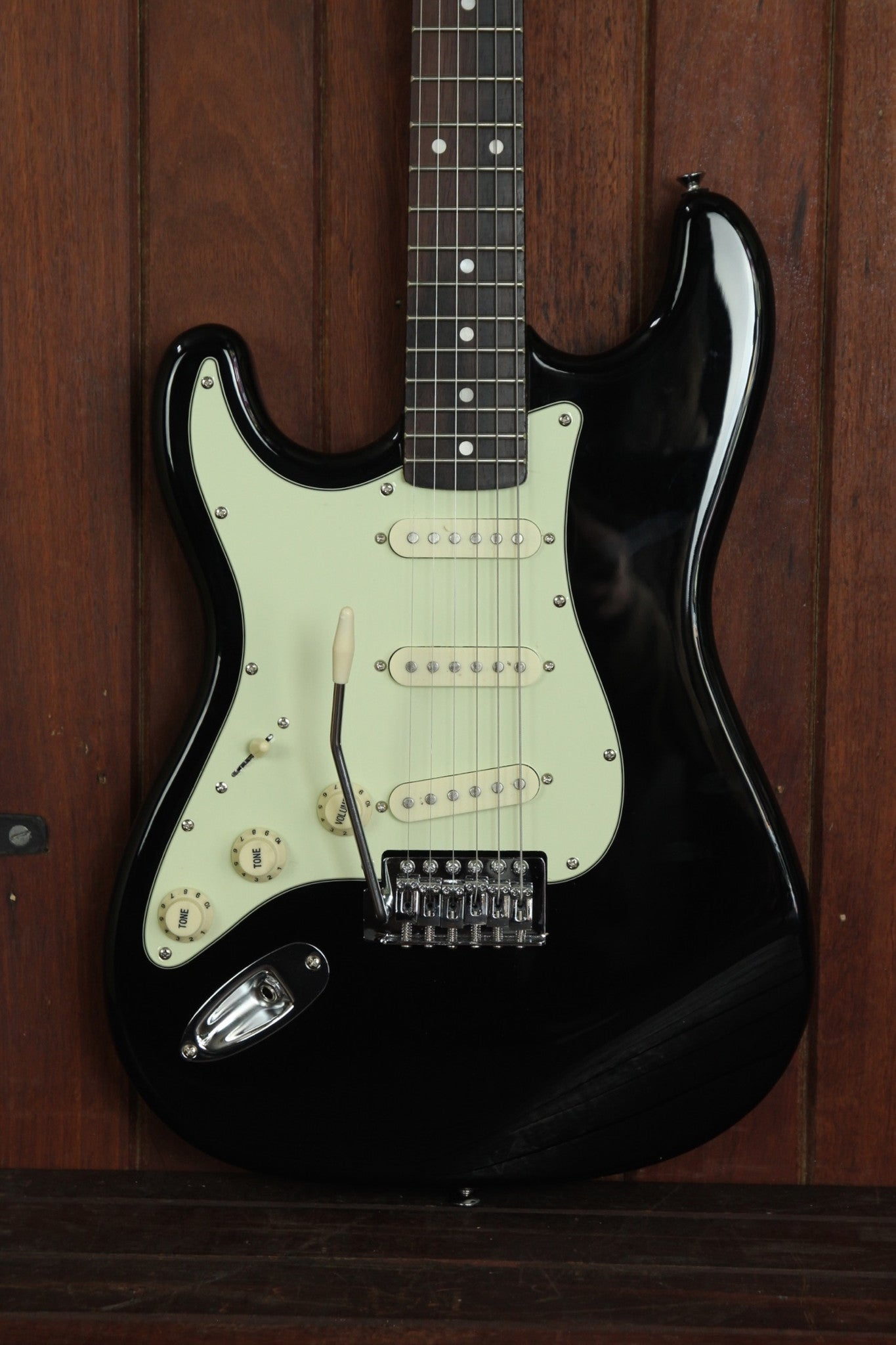 SX Vintage Style Electric Guitar Left Handed - The Rock Inn - 1