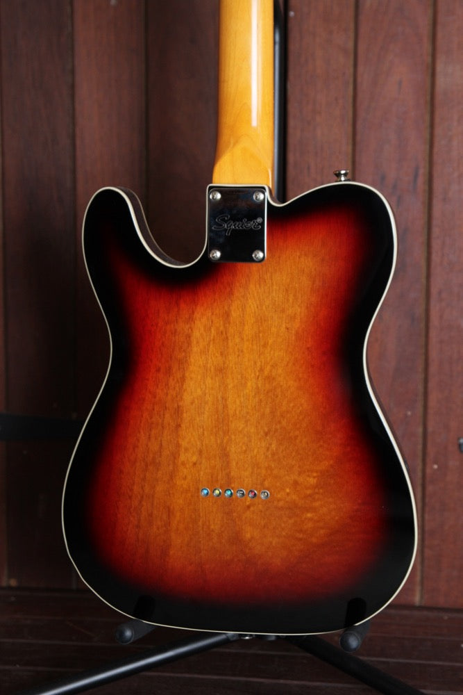 Squier Classic Vibe Telecaster Custom Electric Guitar