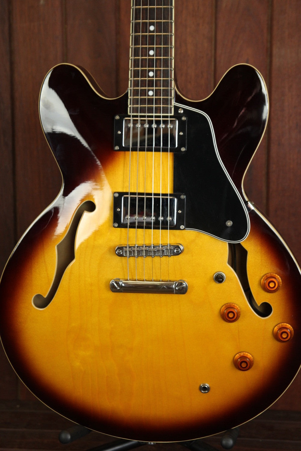 *NEW ARRIVAL* TOKAI ES-60 Es Style Semi-Hollowbody Vintage Sunburst Pre-Owned