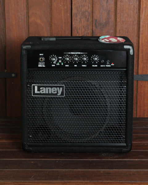 Laney Richter Series RB1 15w Bass Combo - The Rock Inn - 1