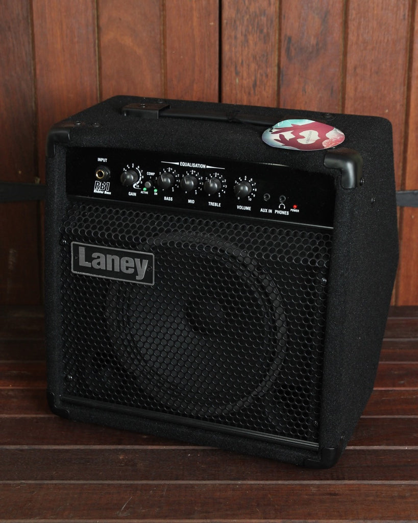 Laney Richter Series RB1 15w Bass Combo - The Rock Inn