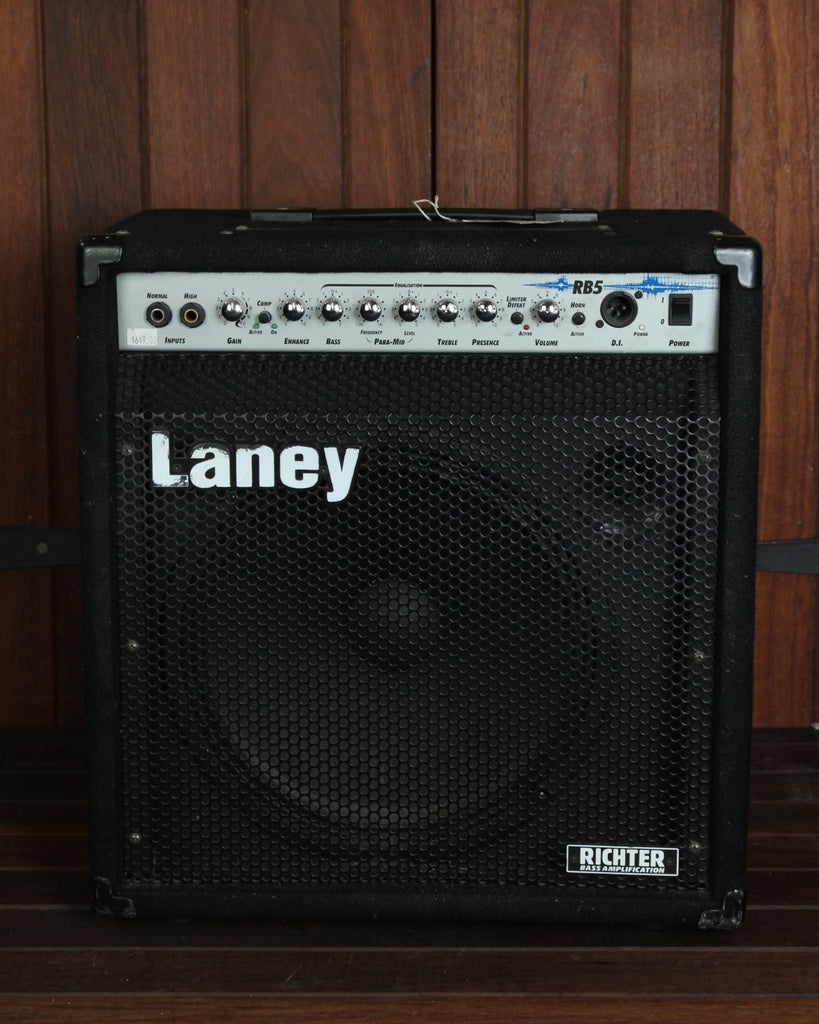 Laney Richter Series RB5 Bass Combo Pre-Owned - The Rock Inn - 1