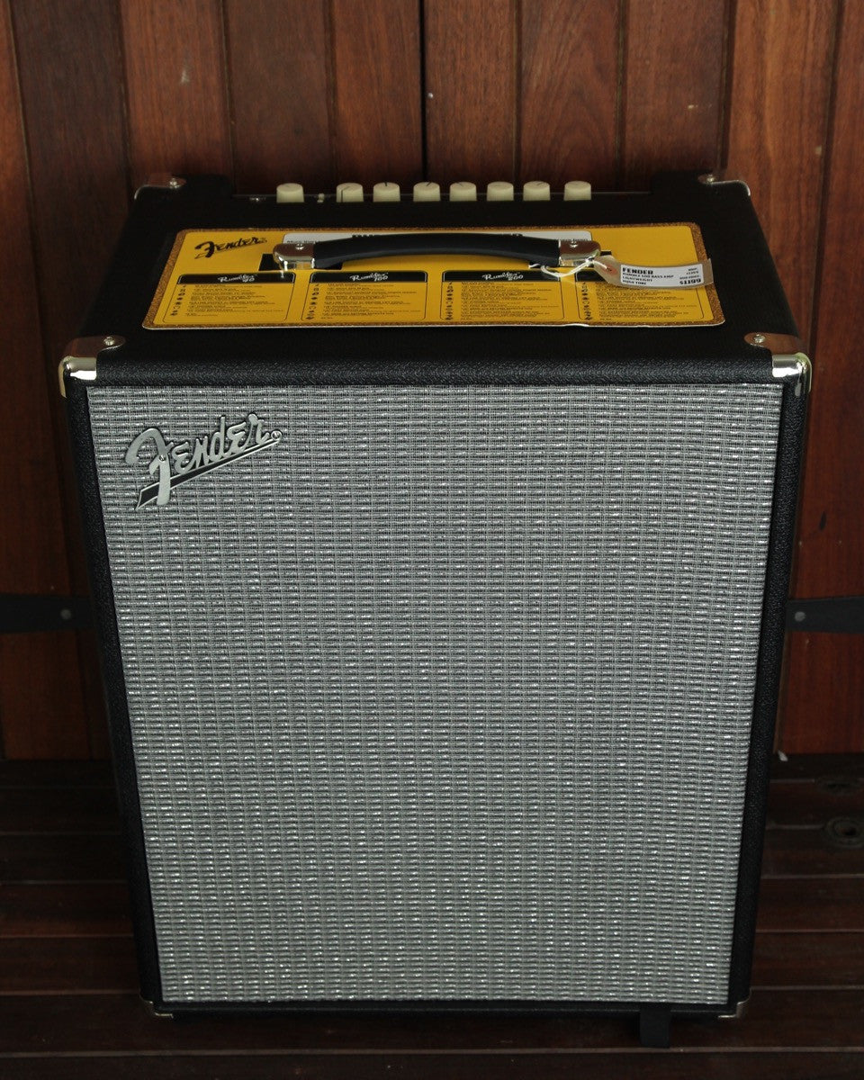 Fender Rumble 500 Combo Bass Amplifier