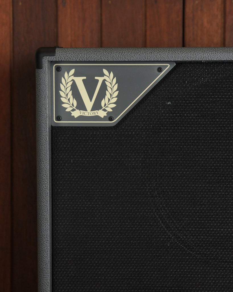 "Victory Amplification V212VG Kraken 2x12"" Vertical Speaker Cabinet"