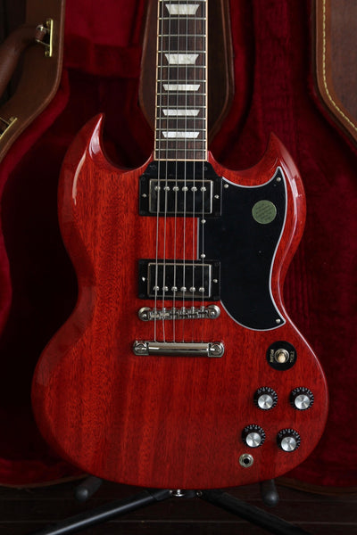 Gibson SG Standard '61 2019 Electric Guitar Vintage Cherry