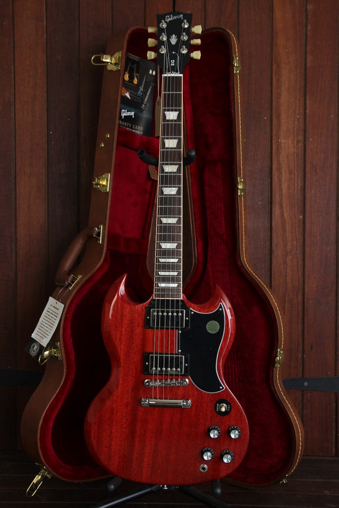 Gibson SG Standard '61 Electric Guitar Vintage Cherry