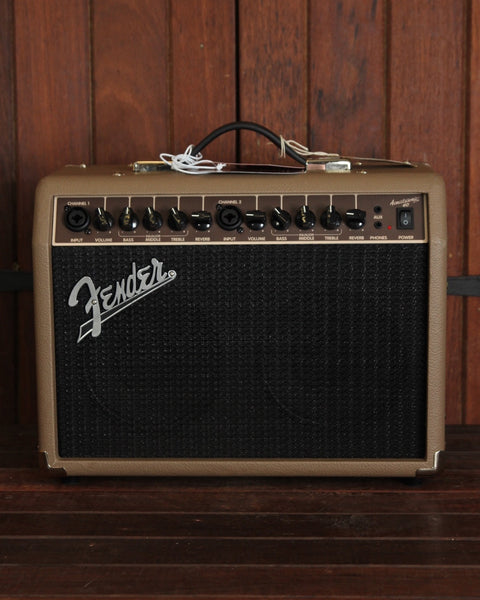 *NEW ARRIVAL* Fender Acoustasonic 40 40W 2x6.5 Acoustic Guitar Amplifier