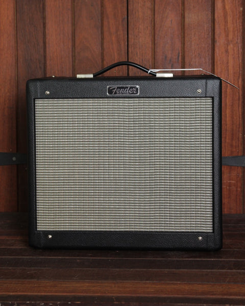 Fender Hot Rod Series Blues Junior IV 15W 1x12 Valve Guitar Combo Amplifier