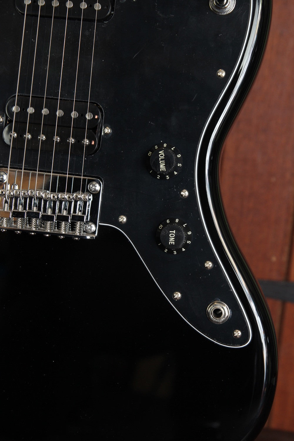 *NEW ARRIVAL* Squier Squier Affinity Jazzmaster HH Electric Guitar Black