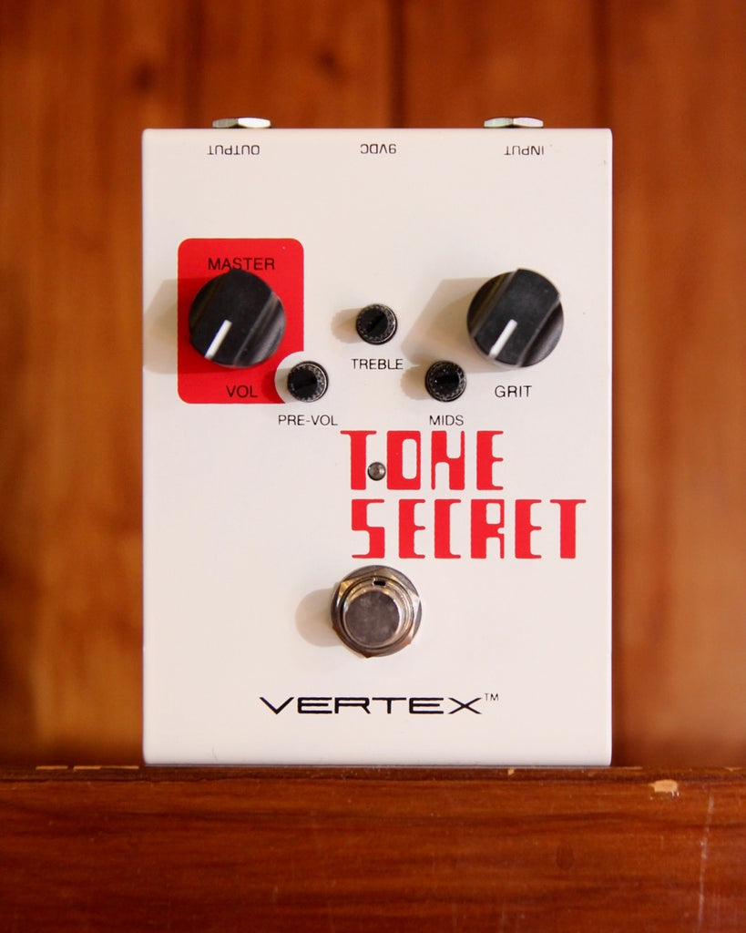 Vertex Effects Tone Secret Pedal