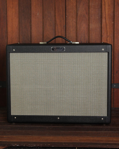 Fender Hot Rod Deluxe IV 40W 1x12 Valve Combo Amplifier Black