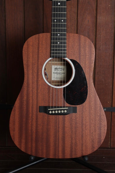 Martin Dreadnought Junior Jr DJR-10E Acoustic-Electric Guitar