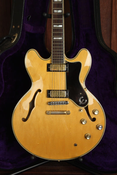 *NEW ARRIVAL* Epiphone Elitist Sheraton Made in Japan Pre-Owned