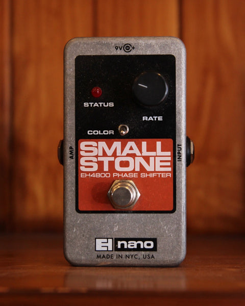 Electro-Harmonix Small Stone Phaser Pedal Pre-Owned