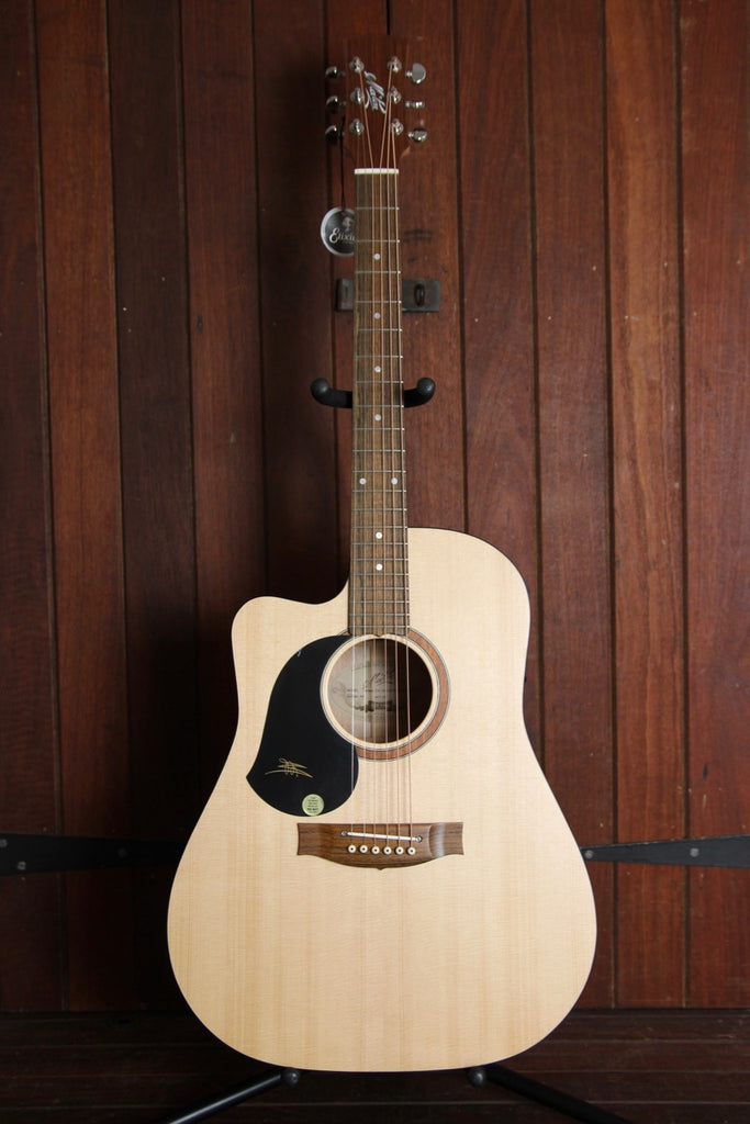 Maton SRS60C-LH Spruce Dreadnought Left Handed Acoustic-Electric Guitar