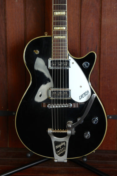 *NEW ARRIVAL* Gretsch Duo Jet Black Vintage 1956 Bigsby