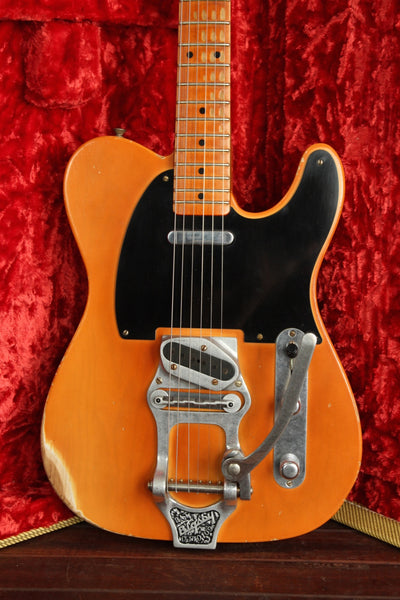 Fender Custom Shop Masterbuilt Dale Wilson '52 Telecaster Pre-Owned - The Rock Inn - 1