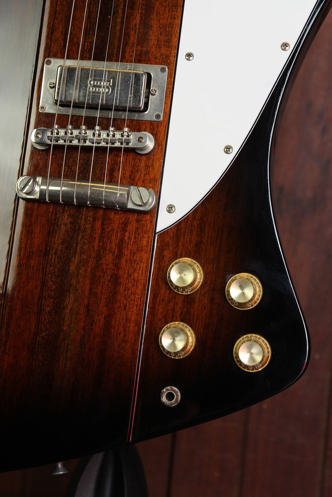 Greco Firebird 1990 Vintage Sunburst Made in Japan Pre-Owned