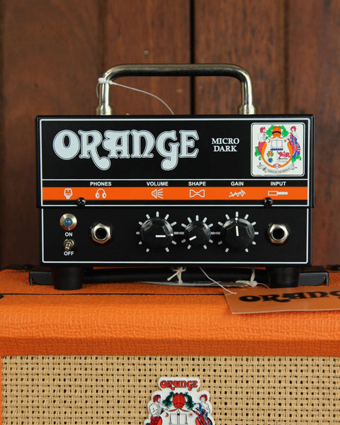Orange Micro Dark 20W Tube Hybrid Amp Head - The Rock Inn - 1