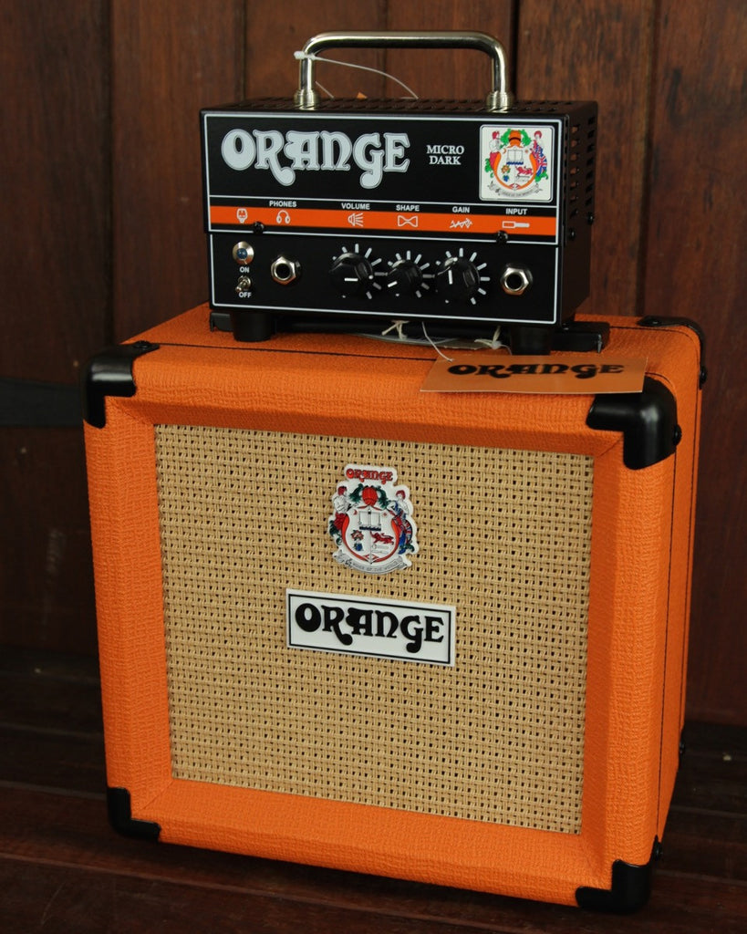 Orange Micro Dark 20W Tube Hybrid Amp Head - The Rock Inn