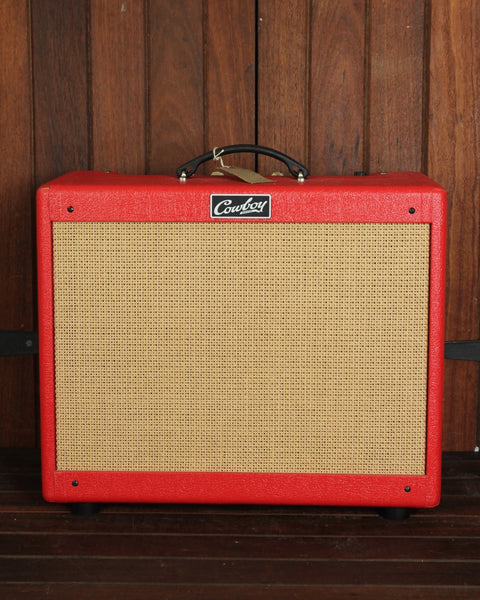 "Cowboy Vibro-Cow 1x12"" Combo - The Rock Inn - 1"
