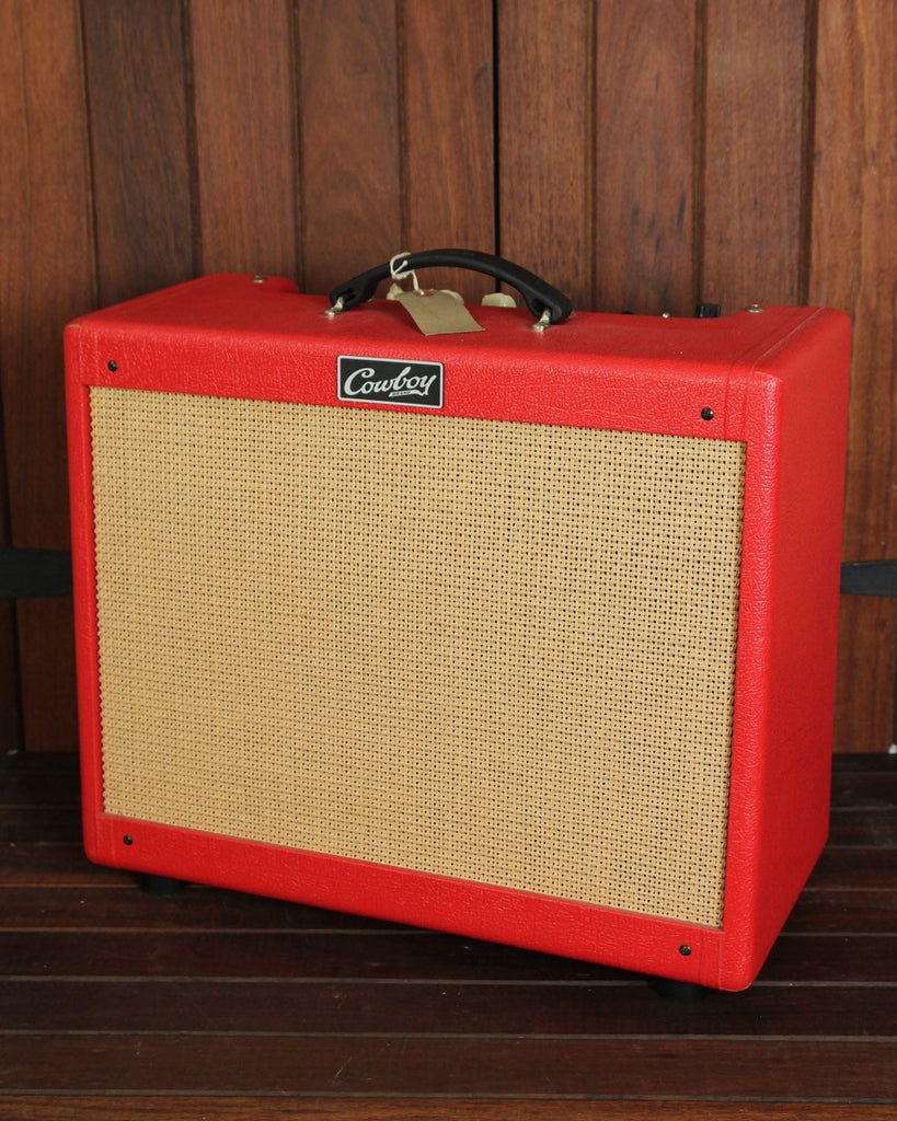 "Cowboy Vibro-Cow 1x12"" Combo - The Rock Inn"