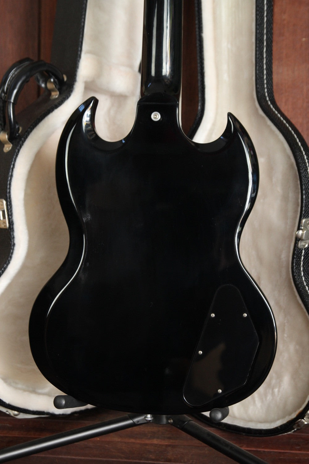 *NEW ARRIVAL* Gibson SG Standard Left-Handed Black Pre-Owned