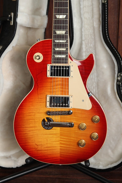 *NEW ARRIVAL* Gibson Les Paul Traditional Cherry Sunburst 2012 Pre-Owned