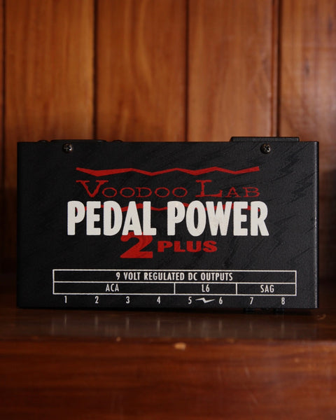 Voodoo Lab Pedal Power 2+ Power Supply Pre-Owned