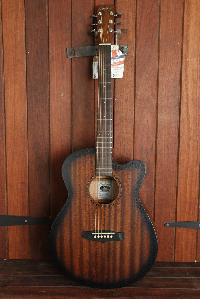 Tanglewood Crossroads Vintage Series Acoustic-Electric Guitar TWCRSFCE - The Rock Inn - 2
