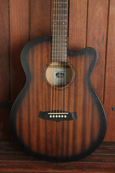 Tanglewood Crossroads Vintage Series Acoustic-Electric Guitar TWCRSFCE - The Rock Inn - 1