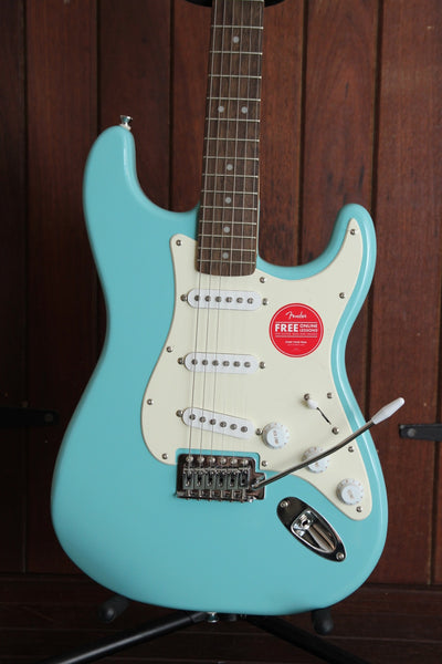 Squier Bullet Stratocaster Taos Turquoise