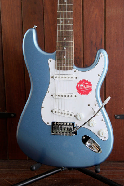 Squier FSR Affinity Series Stratocaster Lake Placid Blue Guitar Ltd Edition