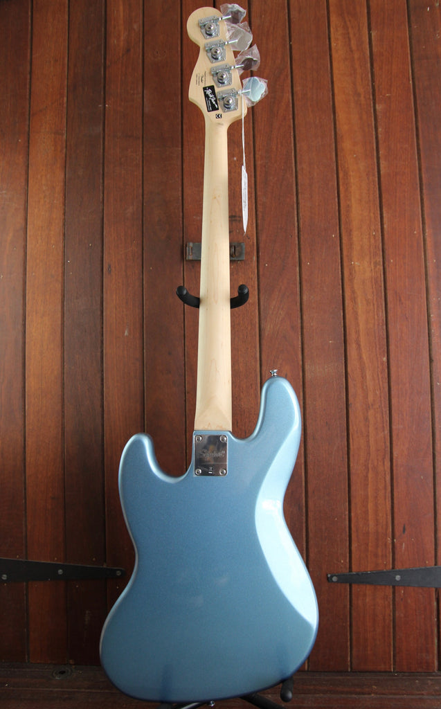 Squier FSR Affinity Series Jazz Bass Lake Placid Blue Ltd Edition